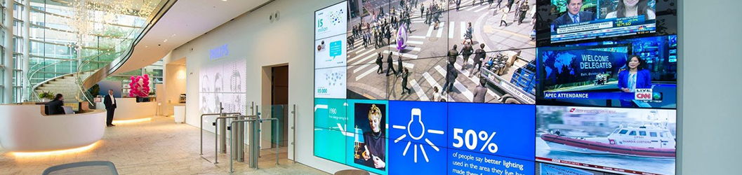 Digital Video Wall Solutions- Procurement Direct